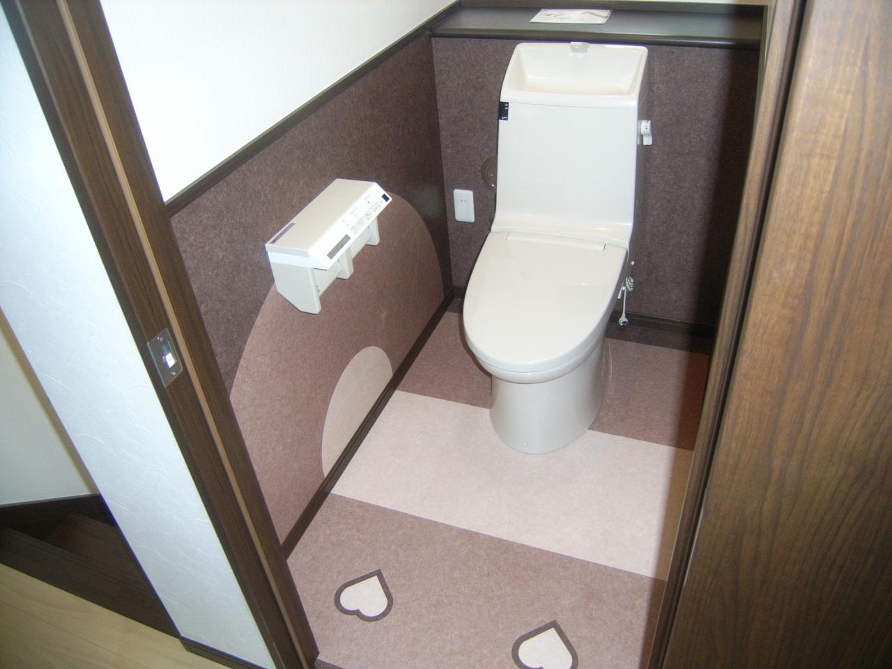 浅里邸 トイレ