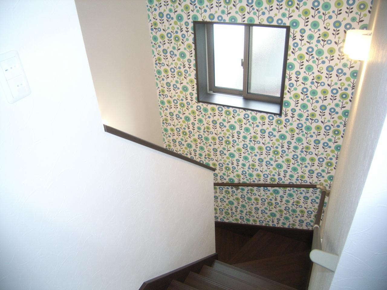 浅里邸 階段